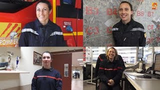 Paroles de femmes Sapeurs-Pompiers