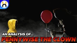 An Analysis of Pennywise the Clown in Stephen King's IT
