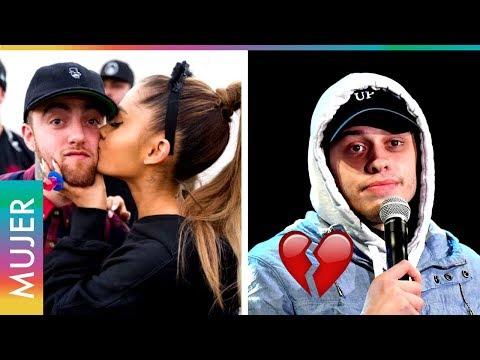 Ariana Grande humilló a Pete Davidson con un homenaje a Mac Miller Instantánea 14