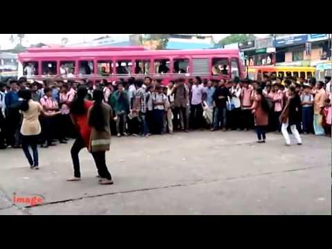 Flash Mob by Image Creative Education Thodupuzha Students