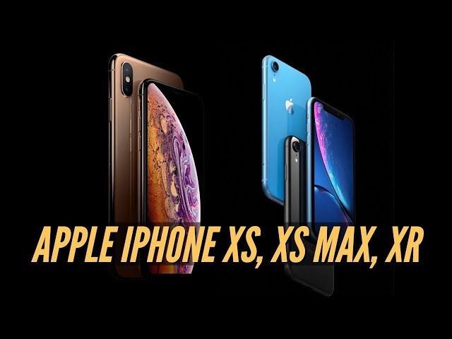 Apple iPhone XS, XS Max and XR: Which iPhone should you buy