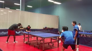 LATTF Division 2 - PLAY1NG vs Killahurtz - Simon & Perry vs Miguel & Yi (3 - 1 W)