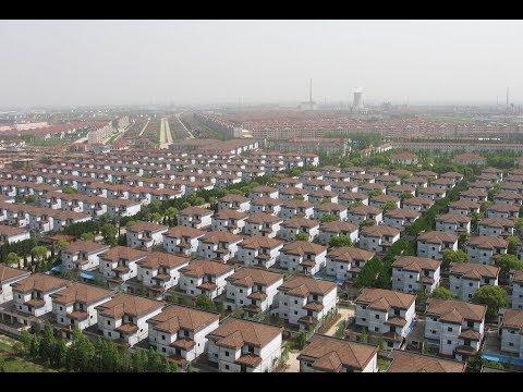 Деревня в Китае, где живут одни миллионеры!