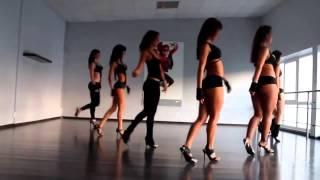 Стрип пластика  девчата секси  Танец Супер