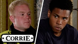 Michael Wants James to Report the Police's Treatment of Him | Coronation Street