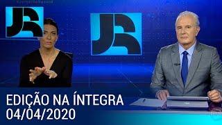 Assista à íntegra do Jornal da Record | 04/01/2020