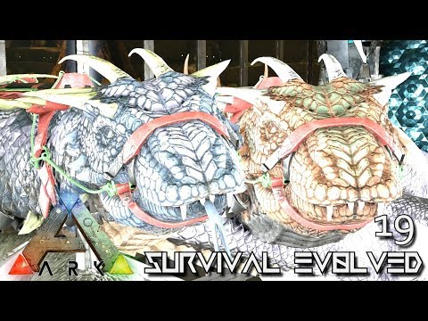 ARK: ABERRATION MODDED - BASILISK TAMING & BREEDING !!! E19 ( GAMEPLAY ARK: SURVIVAL EVOLVED )
