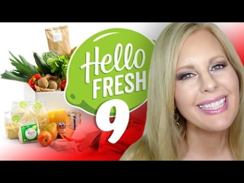 Hello Fresh Vegetarian Box Review - The #Vegetarian Box Made #Vegan - Let's cook!