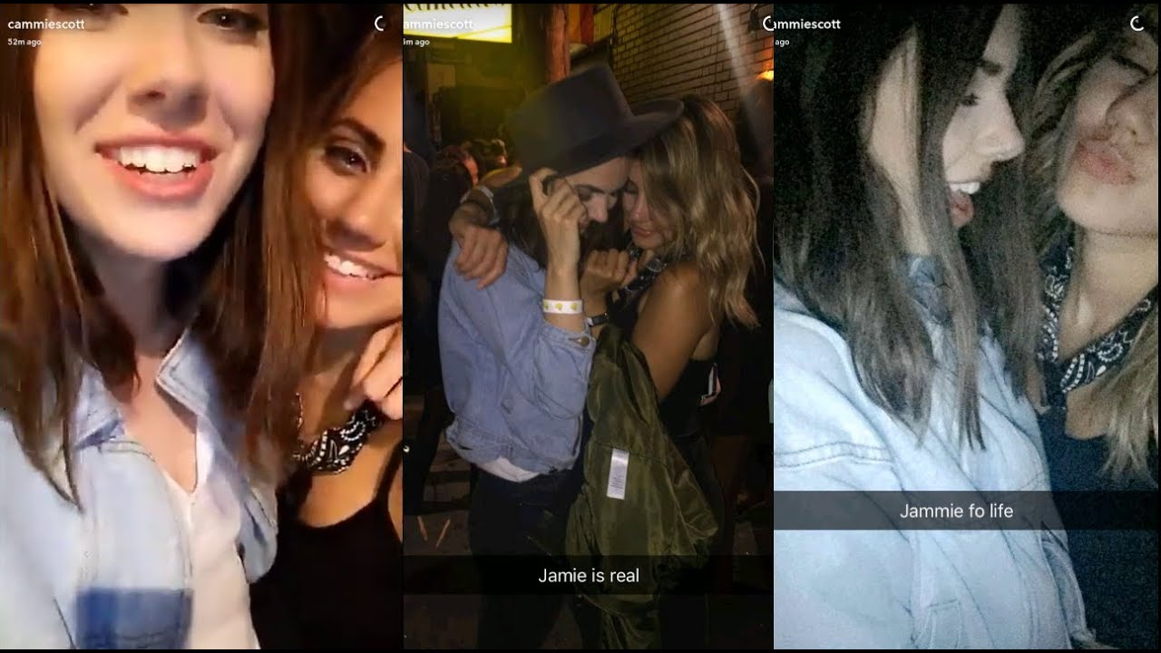 Cammie Amp Joanna 2 Jammie Is Real Youtube