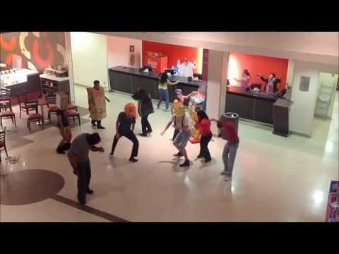 Harlem Shake Cinemex Forum Coatzacoalcos