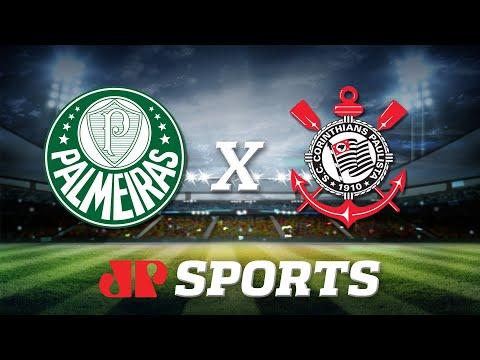 AO VIVO: Palmeiras x Corinthians - 09/11/19 - Brasileirão - Futebol JP