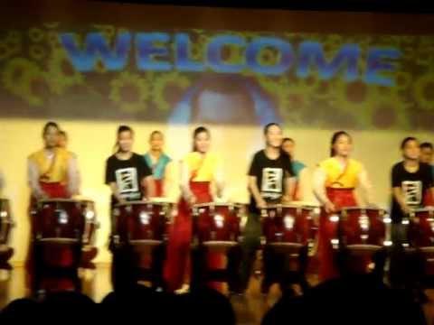 SMS Drum Dance