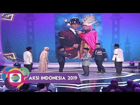 Sempat Tidak Diperbolehkan Orang Tua, Kisah Fahmi-Medan Yang Memutuskan Menikah Muda - AKSI 2019