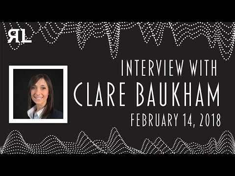 Interview with Real Life Trader Clare Baukham on February 14th, 2018