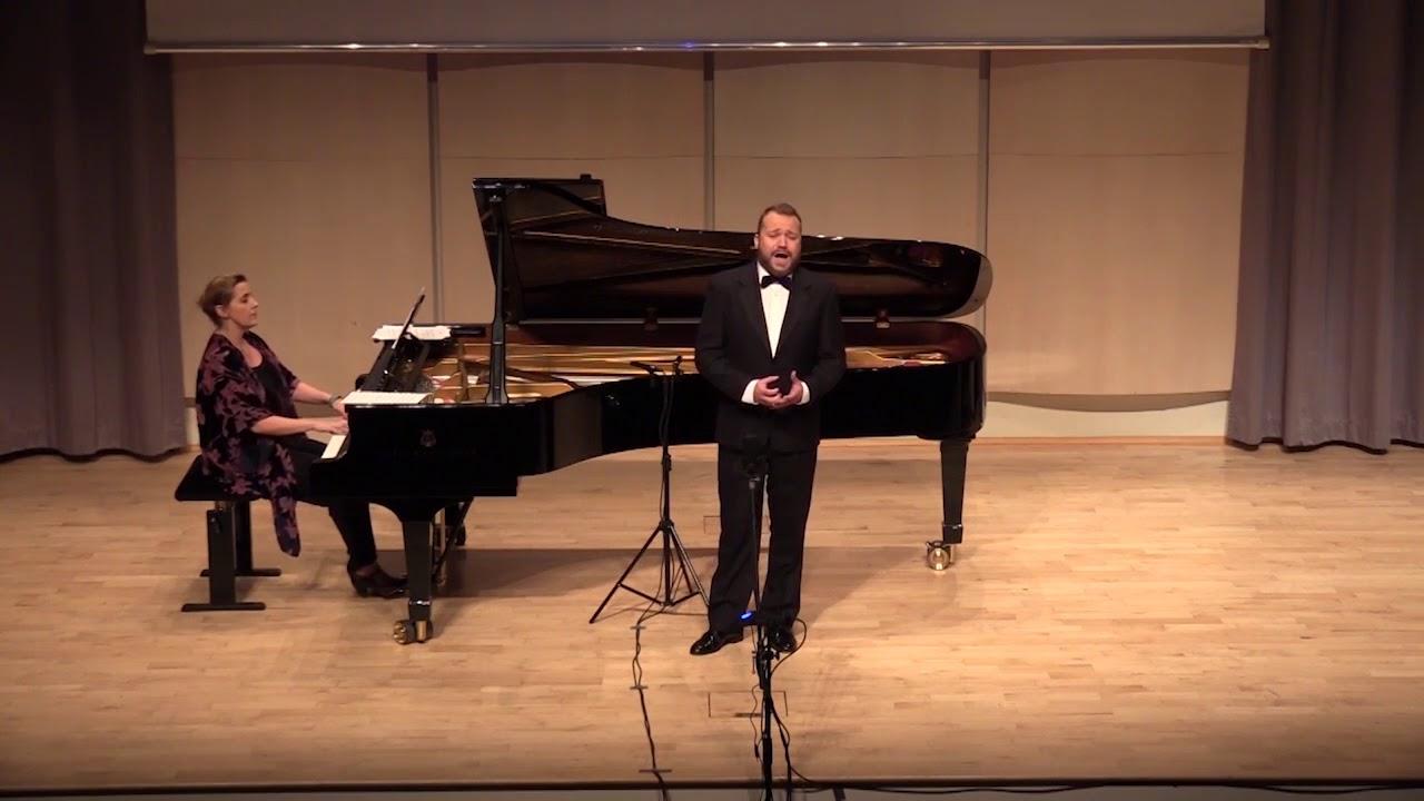 Core n'grato - Egill Árni Pálsson, tenor