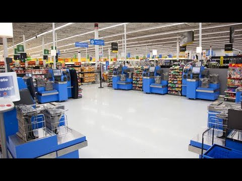WALMART Supermarket In CANADA #KeerthiVlogs