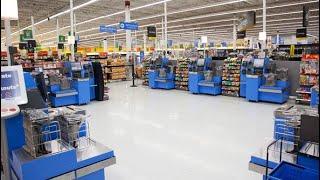WALMART Supermarket in CANADA #KeerthiVlogs