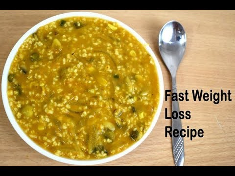 Lose 2 Kg In One Week Super Fast Weight Loss Recipe Steel Cut Oats For Weight Loss Indian Diet Plan