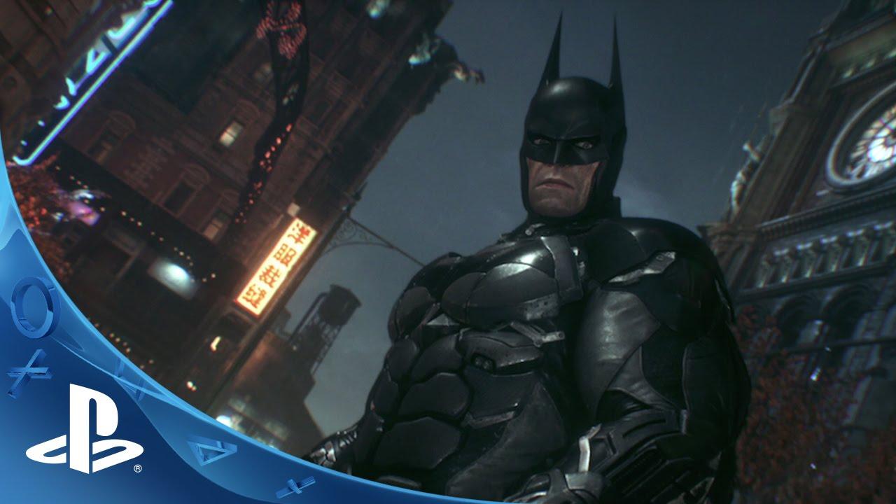 batman arkham origins apk gameplay