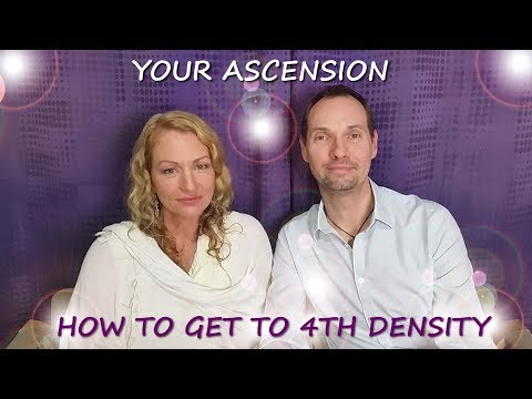 YOUR ASCENSION : How to Get to 4TH DENSITY (5TH DIMENSION)