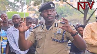 Former Kampala Police chief Frank Mwesigwa to be questioned as Age limit case resumes in Mbale
