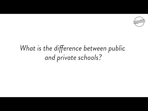 07 - What's the difference between public and private schools in South Korea?