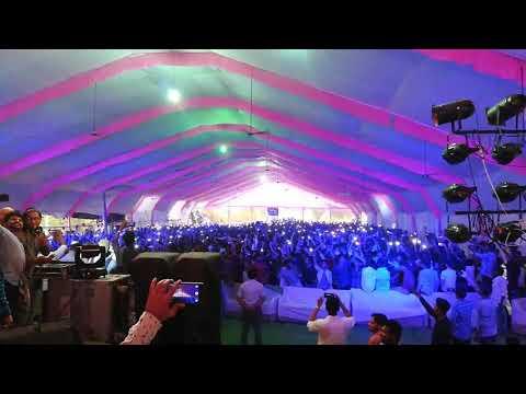 at last DJ ends with Vande Mataram 🇮🇳