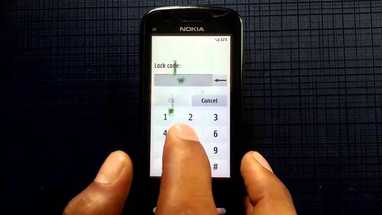 How to flash nokia c6 01 rm 601 youtube.