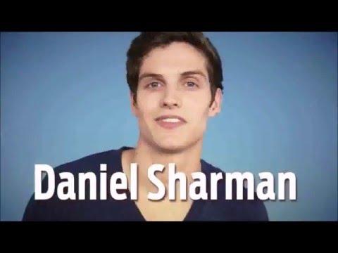 Daniel Sharman ~ Rude boy