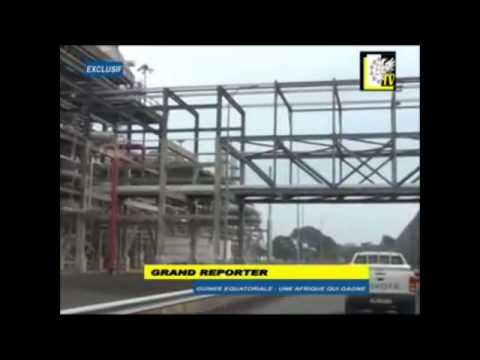 GUINÉE ÉQUATORIALE : UNE AFRIQUE QUI GAGNE