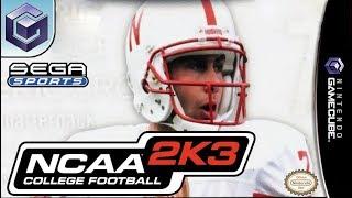 Longplay of NCAA College Football 2K3