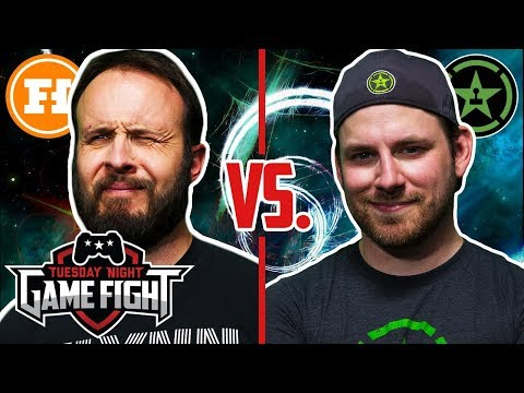 Tuesday Night Game Fight Ep. 5 - Love, Hate, and Smash Bros