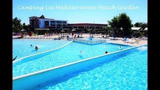 Camping Les Méditerranées Beach Garden Marseillan