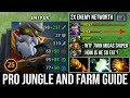 How Pro Fast Farm & Jungle with Sniper | WTF 7Min Midas + 960GPM Gold Hack by 8000 MMR DotA 2
