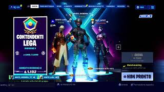 Pièces inscrites/ Route 125 / FORTNITE ITA / Team White/ GENTE FORTE