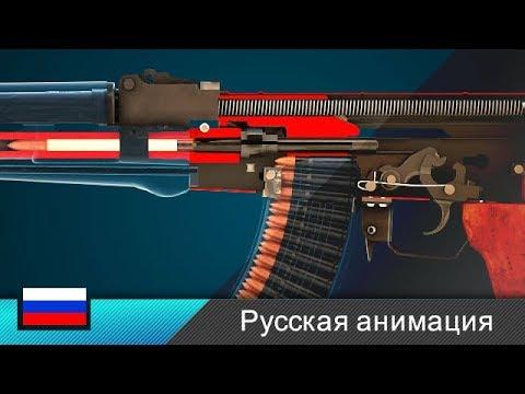 Автомат Калашникова /