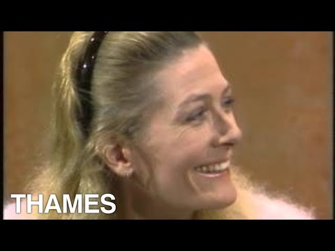 Vanessa Redgrave interview | Agatha Christie | Afternoon plus |1979