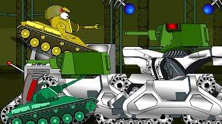охотник убийца T4 - мультики про танки