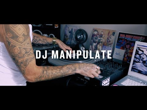 INSIDE TURNTABLISTS - DJ MANIPULATE - S01 E02