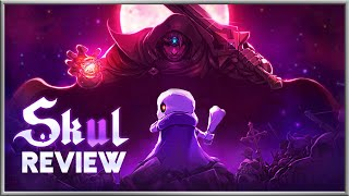 REVIEW   SKUL: THE HERO SLAYER - A Cranium Swapping Good Time (Video Game Video Review)