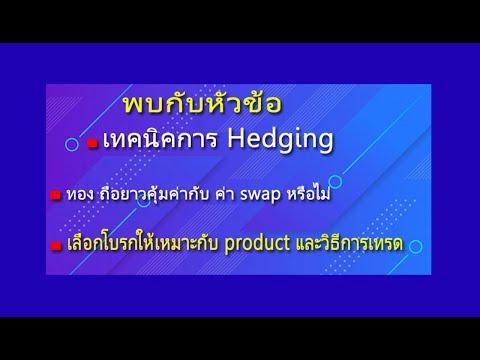 การเทรด Forex ด้วย เทคนิคการ Hedging