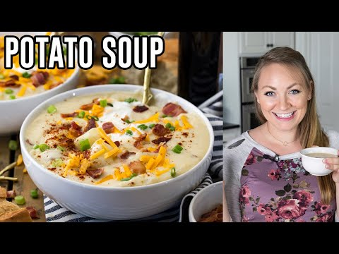 How to Make Potato Soup