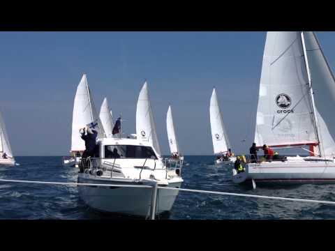 Three Countries Regatta - Last Offshore Race from Venice to Portorož