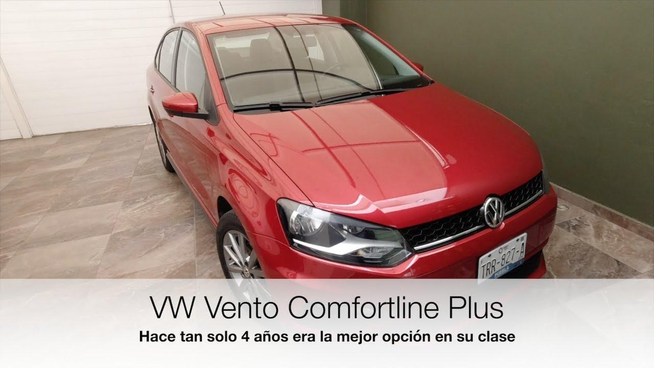 VW Vento 2020. Un buen auto, que necesita evolucionar.