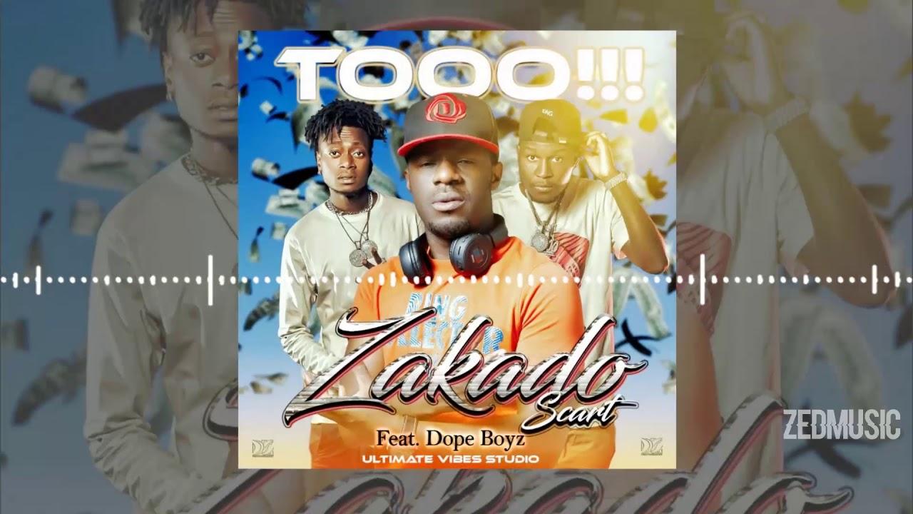 Download Zakado Ft Dope Boys - Tombawuka (Official Audio)    #ZedMusic