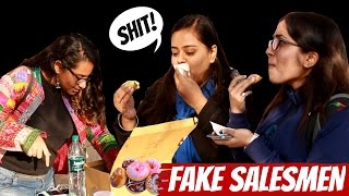 Selling Shit Filled DONUTS In Delhi University (Epic Reactions) !