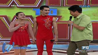 Wowowin: Dating magkasintahan, magkasamang humataw sa 'Will to Win'(, 2017-08-09T03:46:48.000Z)