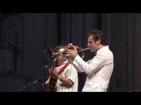 Wave - Fabrizio Bosso & Irio De Paula Live @Vicenza