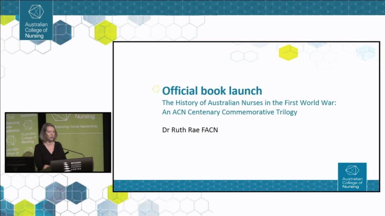 Dr Ruth Rae The National Nursing Forum 2015 Youtube