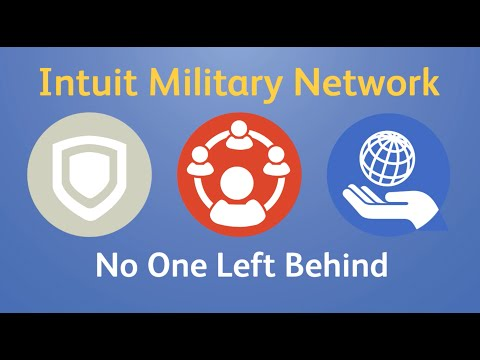 Intuit Military Network & FY'15 Military Friendly Employer Recognition